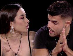 """El reencuentro entre Pol Badía y Adara en 'GH VIP 7': """"Si me quedo, no te guardo ningún tipo de rencor"""""""