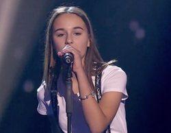 'La Voz Kids': Ruslana Panchyshyna, finalista de Eurojunior en Bielorrusia, deja atónitos a los coaches