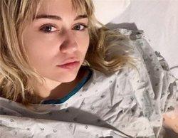 """Miley Cyrus, ingresada de urgencia en el hospital: """"Enviadme buenas vibraciones"""""""