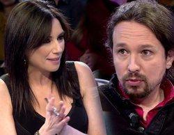 """Marta Flich, acusada de machismo en su entrevista a Pablo Iglesias: """"¿Durmió esa noche en el sofá?"""""""