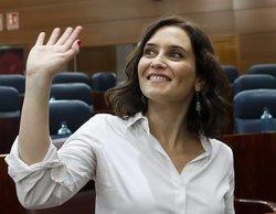 """Isabel Díaz Ayuso cree que Telemadrid """"ya no es esencial"""" tras la aparición de HBO y Netflix"""