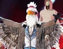 'The Masked Singer' mejora sus datos y se mantiene como líder