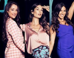 Adara, Estela Grande e Irene Junquera, concursantes nominadas en 'GH VIP 7'
