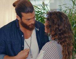 """Can, cada vez más atraído por Sanem en 'Erkenci Kus': """"No dejo de pensar en ti"""""""