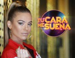 María Isabel, primera concursante confirmada de 'Tu cara me suena 8'