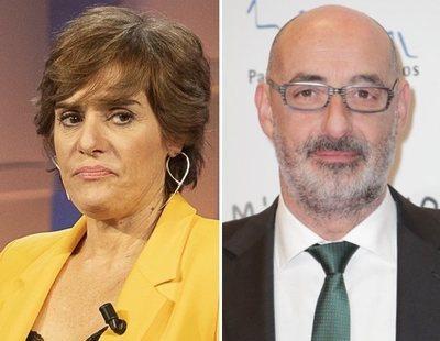 Cruce de ataques entre Anabel Alonso y Felisuco por el incidente del paracaidista
