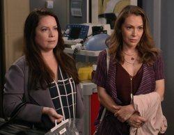 'Anatomía de Grey': Las protagonistas de 'Embrujadas' se reencuentran en el 16x03