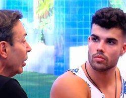 """Pol Badía, tajante en 'GH VIP 7': """"No soy gay; me gustan las chicas y Joao"""""""