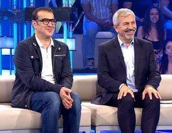 'Volverte a ver' crece y lidera con un buen 14,9% en Telecinco frente al 8,5% de 'La Paisana' en La 1