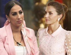 """El mensaje de Noemí Salazar a Letizia Ortiz en 'GH VIP 7': """"De reina del 'brilli' a reina de España"""""""