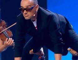 'Got Talent' (19,9%) lidera y 'Al rojo vivo' (18,1%) se mantiene como referencia con la sentencia del procés