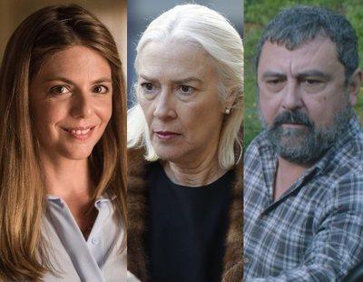 Manuela Velasco, Susi Sánchez y Paco Tous se unen a 'Mentiras', la serie de Atresmedia