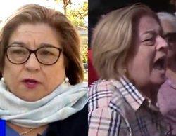 """La mujer agredida en Tarragona se explica en 'Espejo Público': """"Tengo derecho a sacar la bandera de España"""""""