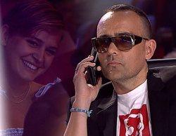 """Laura Escanes """"manda a la mierda"""" a Risto Mejide en directo en 'Got Talent'"""
