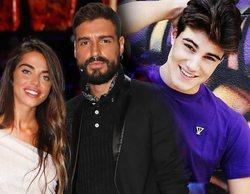 Violeta, Fabio, Albert Álvarez y Julen, juntos en 'Crazy Camp', el nuevo reality de Mediaset