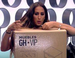 """Noemi Salazar, votada como la """"mueble"""" de 'GH VIP 7' por parte de la audiencia: """"Por lo menos soy Swarovski"""""""