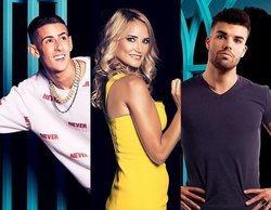 El Cejas, Alba Carrillo y Pol Badía, concursantes nominados en 'GH VIP 7'