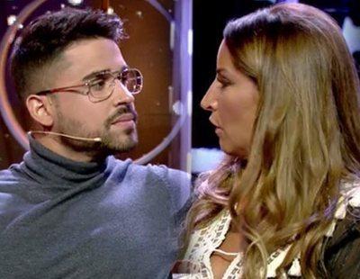 """El cara a cara entre Miguel Frigenti y Raquel Salazar en 'GH VIP 7': """"Eres una reventada"""""""