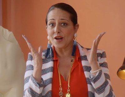 "Noemí Argüelles, de 'Paquita Salas', ""se cuela"" en 'GH VIP 7'"