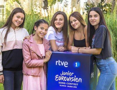 TVE anuncia las coristas de Melani y la directora de la puesta en escena en Eurovisión