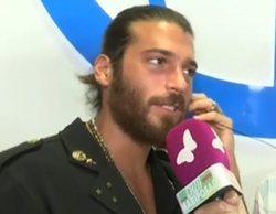 """Can Yaman concede su primera entrevista en España: """"Me cortaré el pelo, creo que es mejor cambiar de estilo"""""""