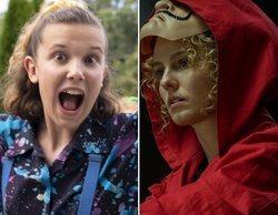 La tercera temporada de 'Stranger Things' bate récords en Netflix y 'La Casa de Papel' también arrasa