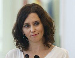 La reprimenda de Isabel Díaz Ayuso a Telemadrid por un chiste sobre la infanta Elena
