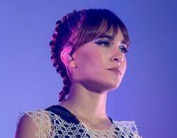 Aitana cancela su concierto en Barcelona por la huelga convocada el 18 de octubre