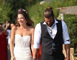 'Erkenci Kus' se despide en Divinity con final feliz: Can y Sanem se casan y forman una familia