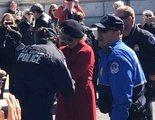 Jane Fonda vuelve a ser detenida en su lucha para erradicar el cambio climático