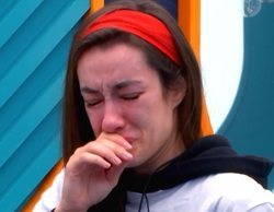 """Adara se derrumba tras un enfrentamiento con Antonio David en 'GH VIP 7': """"Tenía que haberlo soltado antes"""""""