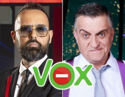 """'Todo es mentira' y 'El intermedio', en las listas negras de VOX: """"Algo estaremos haciendo bien"""""""
