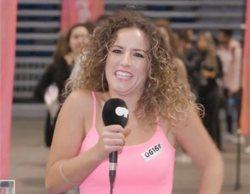 El casting más surrealista de 'OT 2020': Se presenta dando una voltereta y Noemí Galera alucina