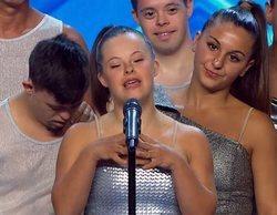 El grupo Flick Flock lucha en 'Got Talent España' por la inclusión de las personas con síndrome de Down