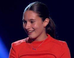 Irene Gil pone el plató de 'La Voz Kids' patas arriba y cumple el sueño de su madre