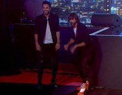 La carrera de tacones de Dani Martínez y Santi Millán tras el regreso de un concursante a 'Got Talent España'