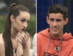 """Una """"broma"""" de El Cejas a Adara en 'GH VIP 7' provoca bronca en la casa y distanciamiento con Estela"""