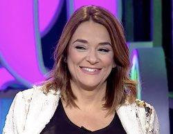 Toñi Moreno desvela lo que le llama María Teresa Campos desde que anunció su falsa muerte en televisión