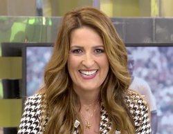 Laura Fa debuta en 'Sálvame' como presentadora