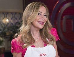 Ana Obregón, repescada de 'MasterChef Celebrity 4'