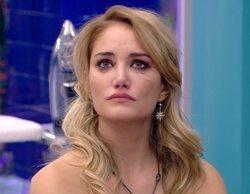 """El contundente toque de Jorge Javier a Alba Carrillo en 'GH VIP 7': """"No se puede echar mierda de esa manera"""""""