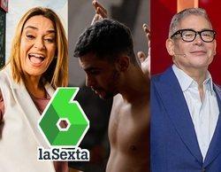 Toñi Moreno, laSexta, 'La víctima número 8' y 'Prodigios' reciben el Premio Iris del Jurado 2019