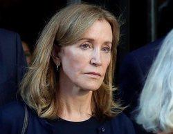 Felicity Huffman sale de la cárcel tras cumplir 11 días de condena por el caso de los sobornos universitarios