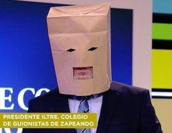 """'Zapeando' responde a las críticas del Colegio de Médicos: """"Ningún guionista tiene intención de ridiculizar"""""""