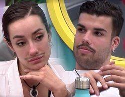 """Adara y Pol arreglan cuentas dentro de 'GH VIP 7': """"Te veía como la madre de mis hijos"""""""