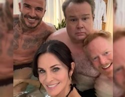 Courtney Cox y David Beckham, invitados de lujo para la temporada final de 'Modern Family'
