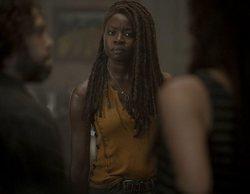 'The Walking Dead': Michonne y Ezekiel viven un incómodo encuentro en el 10x04