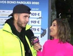 """Susi Caramelo, a Omar Montes: """"Dime tres diferencias entre Chabelita y Rosalía, no me valen los cromosomas"""""""