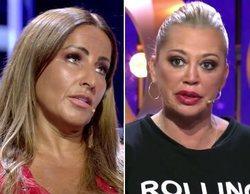 """Raquel Salazar ataca duramente a Belén Esteban: """"Eres una niñata, mejor cómete el pollo, falsa"""""""