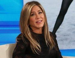 """Jennifer Aniston desvela que está """"trabajando en algo"""" con el resto de los protagonistas de 'Friends'"""